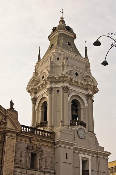 Church, Lima Peru