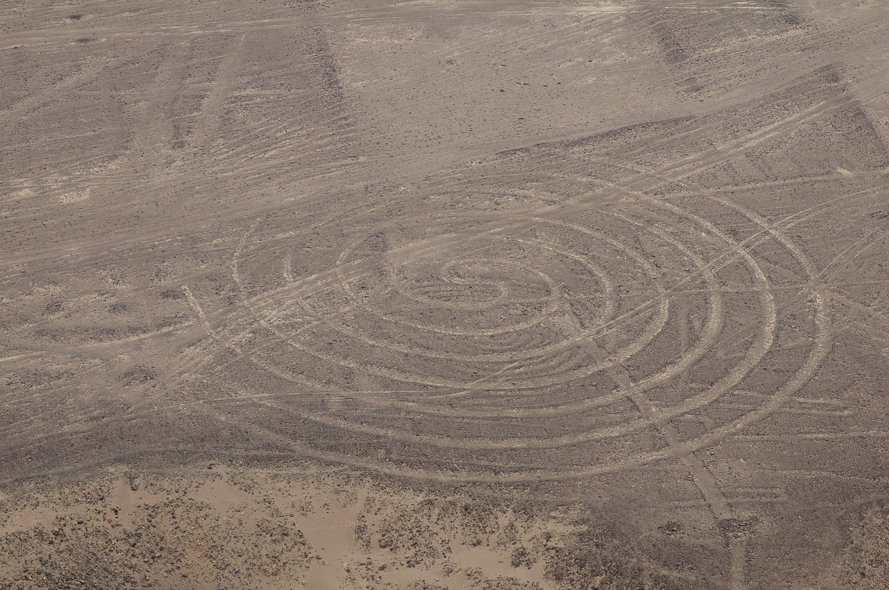 The Spiral – Nazca Lines
