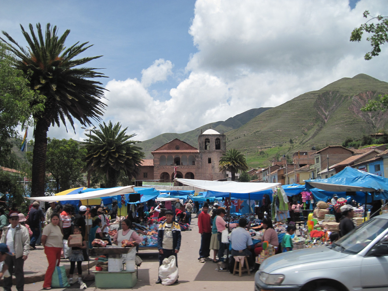 Peruvian Market