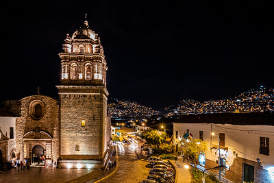 Iglesia de Santo Domingo Cusco