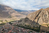 The Sacred Valley, Ollantaytambo, Peru.