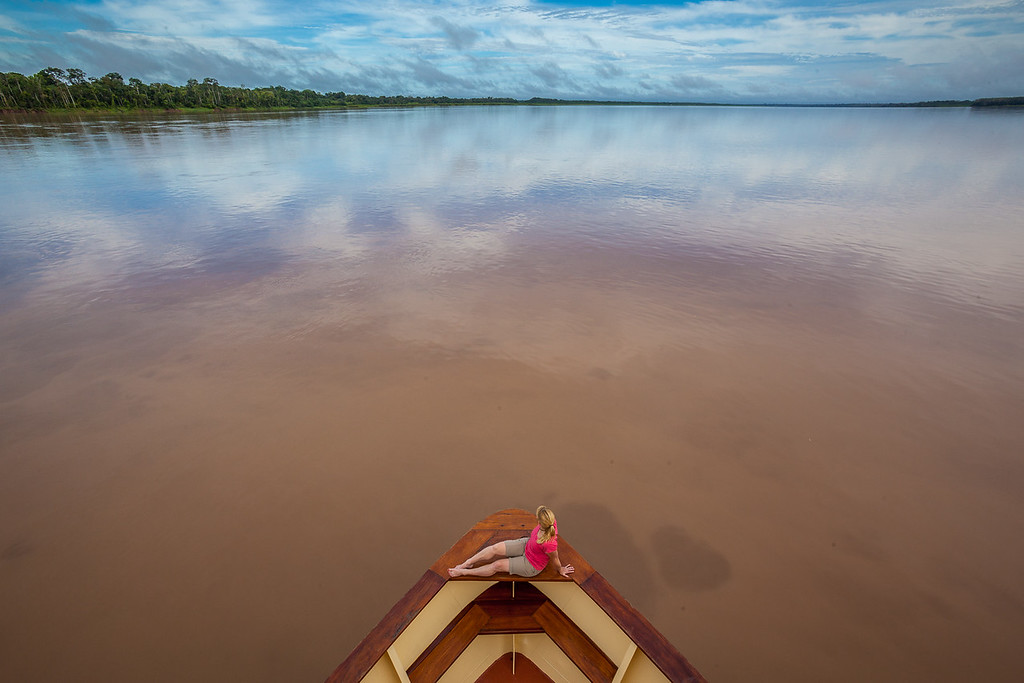 what to do in Peru go to the Amazon