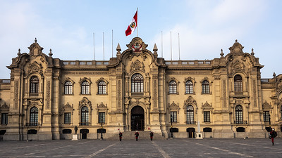 Government Palace Lima
