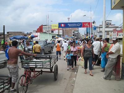 Peruvian Border