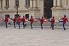 Guards at President's Palace, Lima, Peru