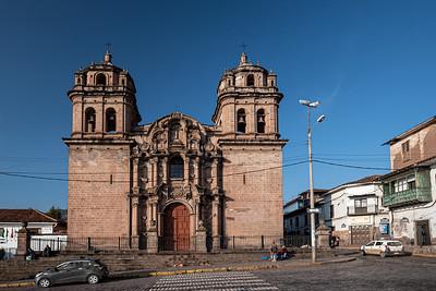 Iglesia de San Pedro Cusco