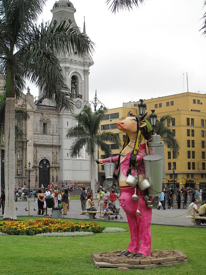 Local City Art - Lima