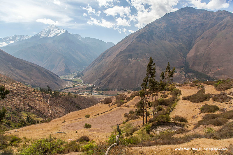 The Sacred Valley, Ollantaytambo, Peru.