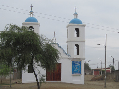 Peruvian Church