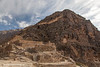 The Fortress, Ollantaytambo, Sacred Valley, Peru.