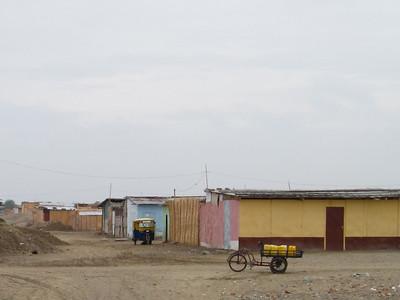 Peruvian Houses