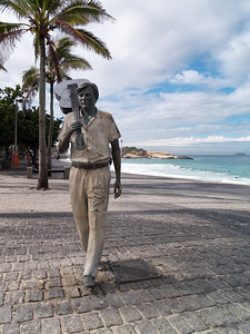 Bossanova legend Tom Jobim, who wrote the Girl from Ipanema