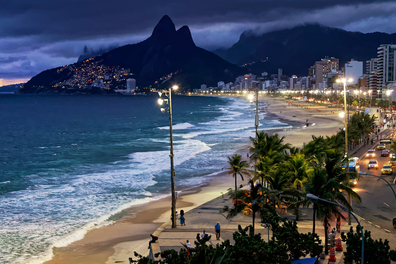 Ipanema Beach