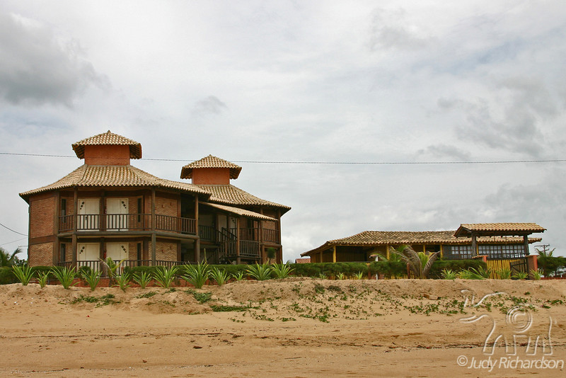 Beach Front Homes