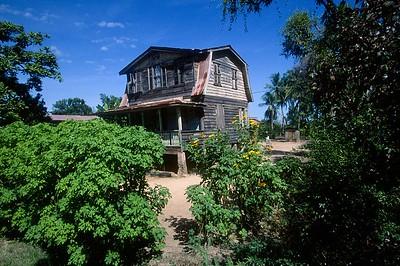 Totness house