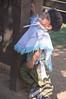 Little Gaucho Boy, Montevideo, Uruguay