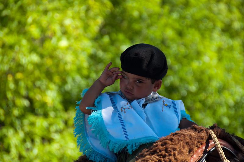 Gaucho Boy, Uruguay
