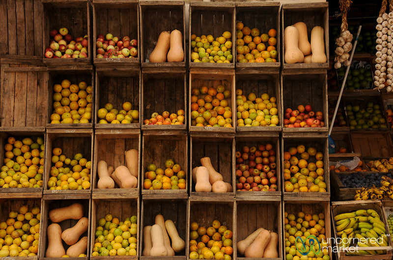 Apple Crates - Montevideo, Uruguay