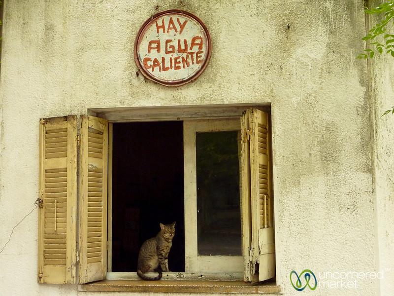 Hot Water Here - Colonia, Uruguay