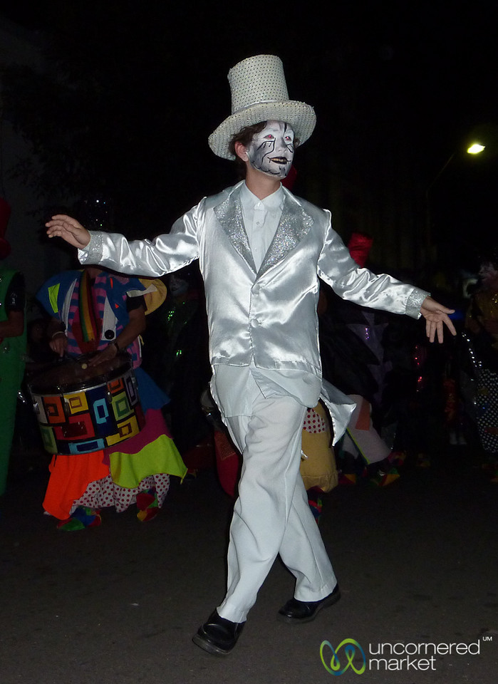 Carnaval Costumes - Carmelo, Uruguay