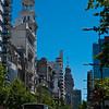 Avenida 18 de Julio - Montevideo's main street