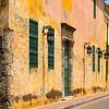 Old, worn, colorful, always stylish, Cartagena
