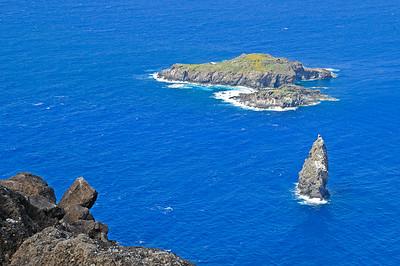 Bird Man Cliff, Easter Island