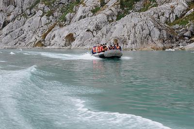 Nena Glacier, Beagle Channel