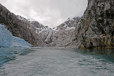 Nena-and-Poloto-Glaciers, Beagle Channel, Patagonia