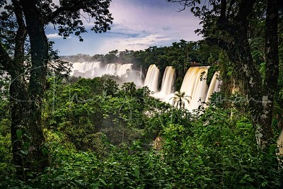 Iguazu' Falls 2016