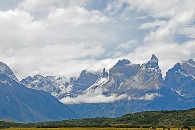 Terra-del-Fuego, Patagonia