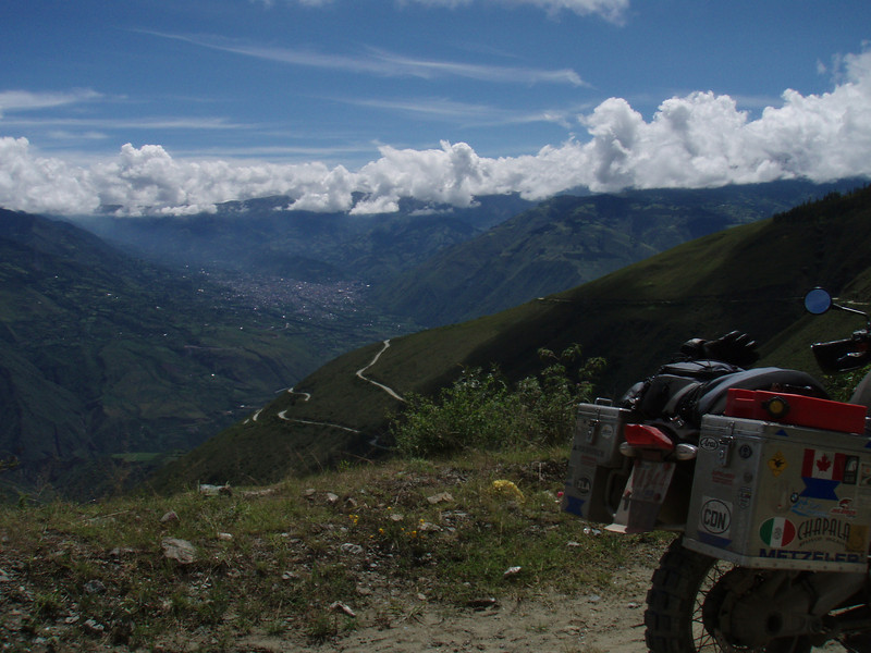 Ayacucho to Abancay, Peru