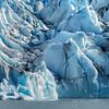 Grey Glacier Close-up