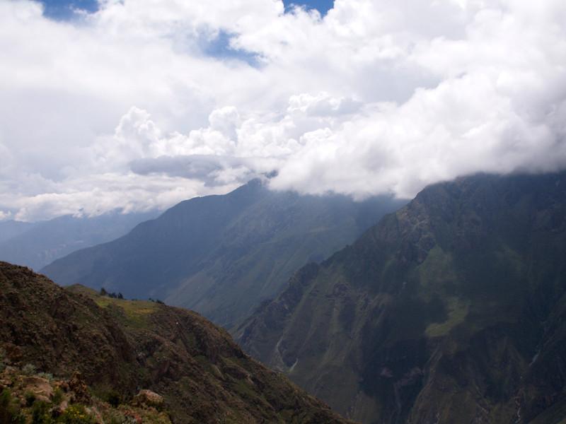 Colca Canyon.