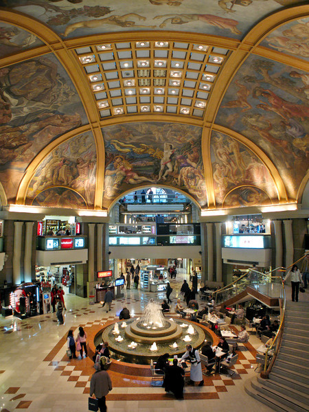 Shopping Mall Panorama-Edit