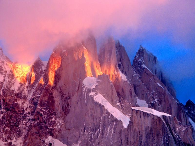 Cerro Torre Sunrise - Argentina