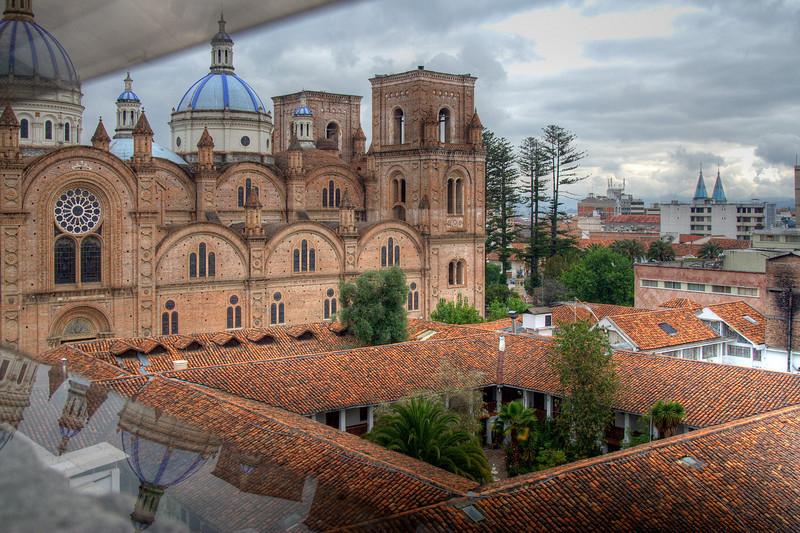 Cathedral - Cuenca, Ecuador