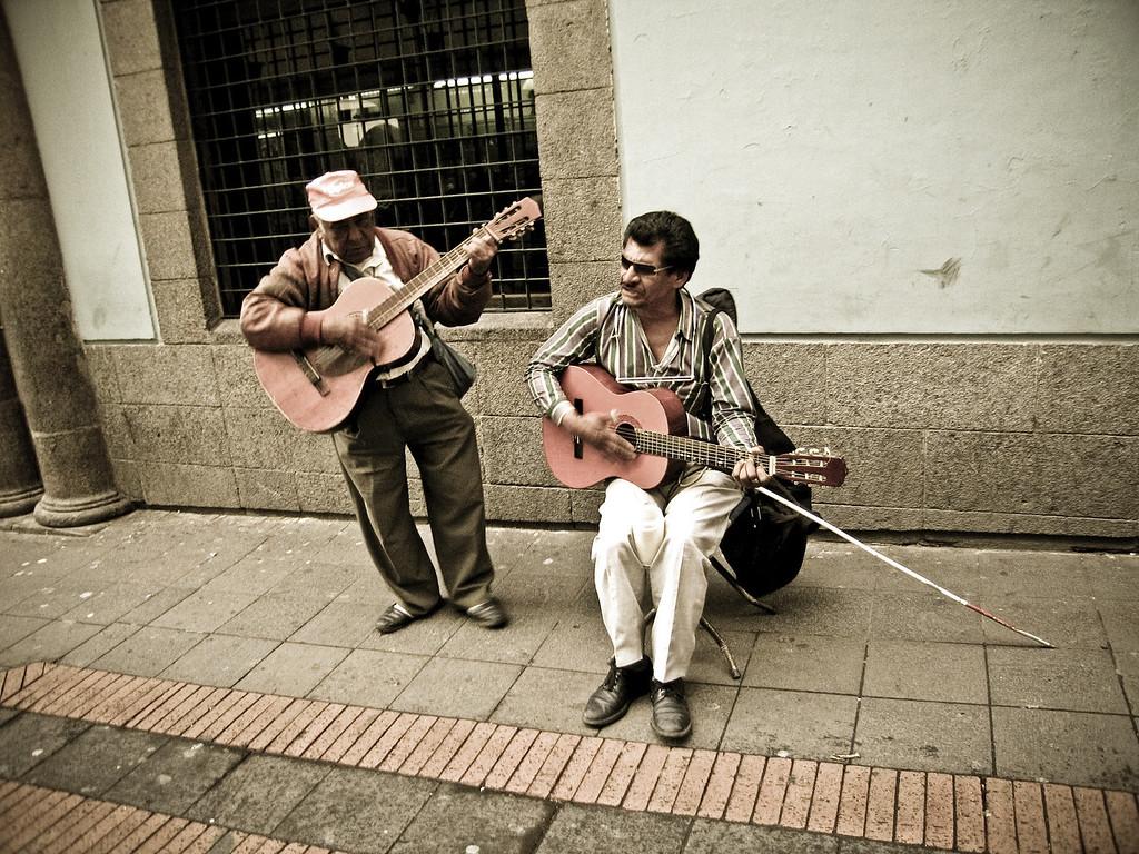 Life on the Streets - Quito, Ecuador