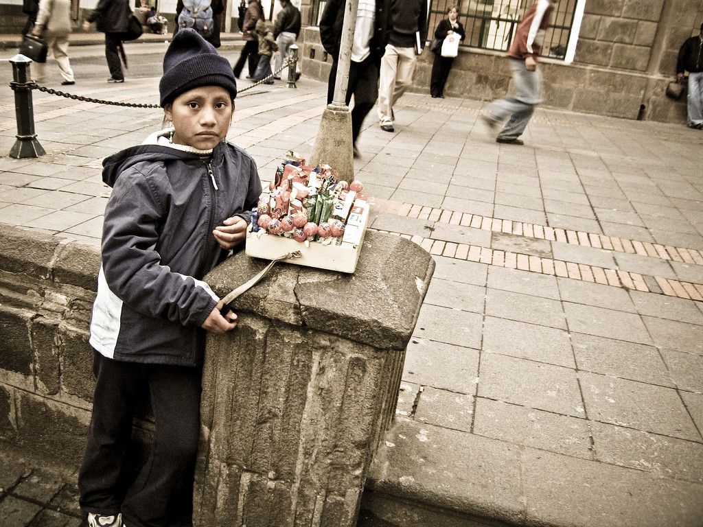 Life on the Streets - Quito, Ecuador