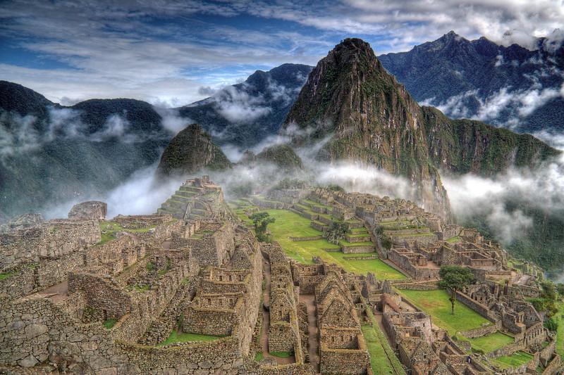 Macchu Pichu, Lost City of the Inca - Peru