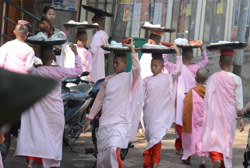 Women Monks