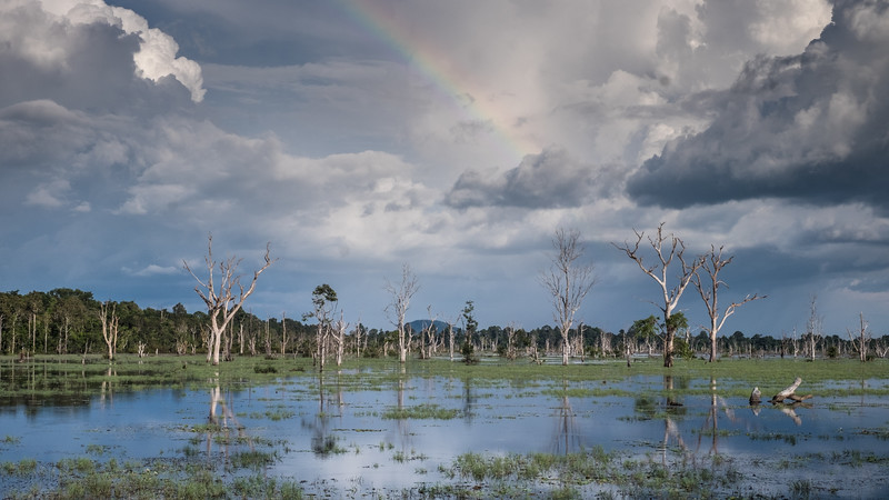 Siem Reap Reservoir