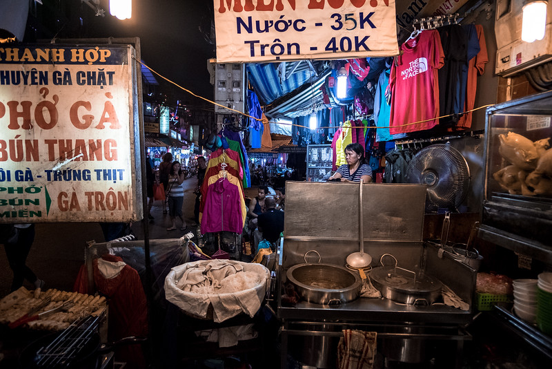 Thanh Hop, Pho, Hanoi