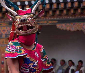 Bhutan, February-March 2007