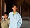 Kids, Birbal Bhavan, Fatehpur Sikri