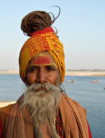 India II (Agra, Varanasi, Khajuraho), December 2007-January 2008