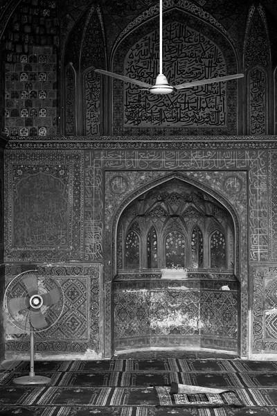 Mosque of Wazir Khan