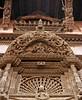 Wooden carving, Kumari House, Kathmandu