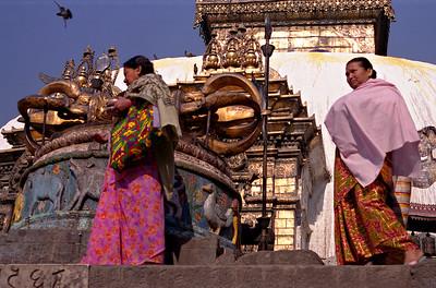 Nepal, Spring 1995