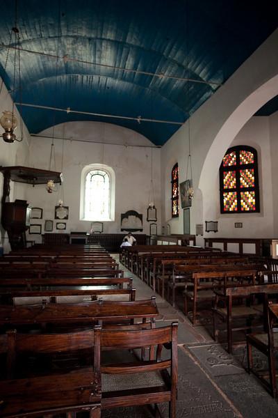 Dutch Church at Galle Fort